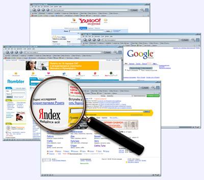 Поисковые сервисы